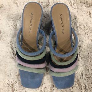 Donald J Pliner WES Sandal Size 8 NWOB